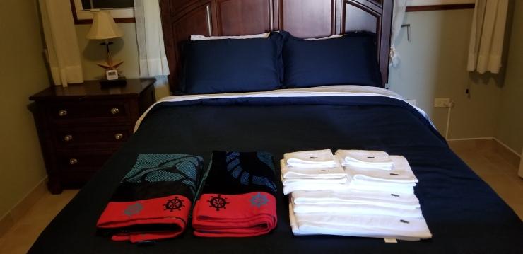 Bedroom - Towels